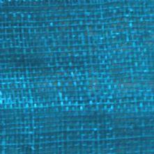 Deep Lagoon Blue Milliner's Sinamay